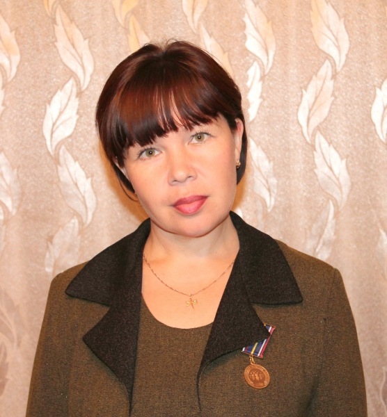 Головко Дина Петровна б-рь Калмашевской б-ки