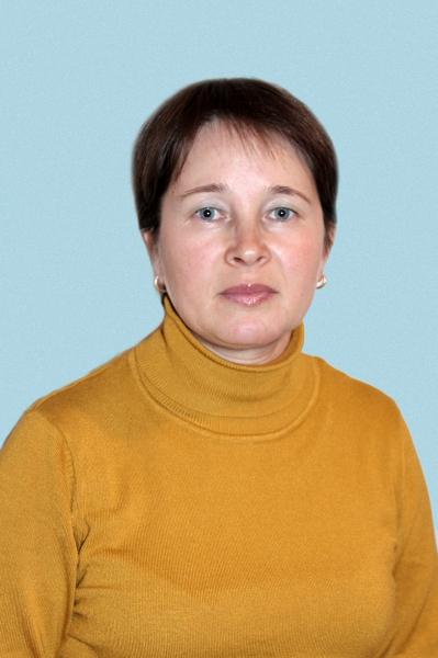 Иванова Л.А. ведущий библиотекарь Нижнекачмашевской библиотеки