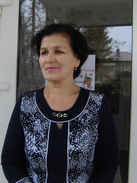 Саляева М.Ш. главный библиотекарь отдела комплектования и обработки