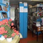 Новокильбахтинская библиотека