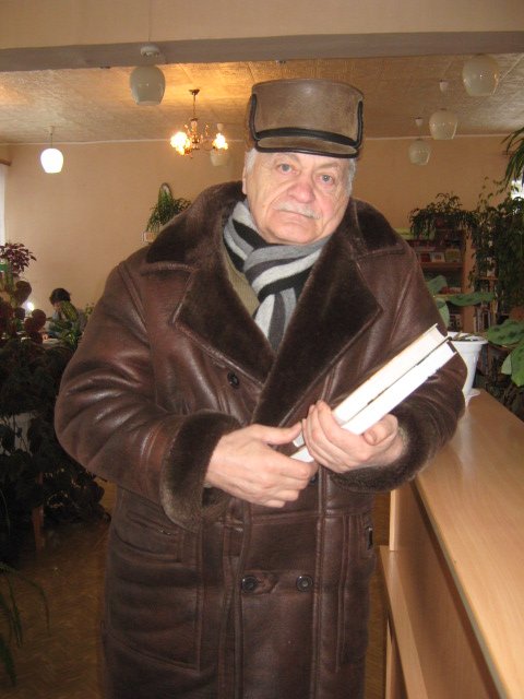 Пряхин Николай