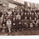 делегация 24съезда ВЛКСМ 1971год Г.Янаул
